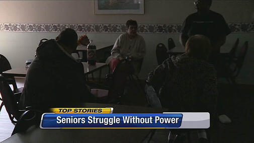 SeniorCitizensStruggleThroughPowerOutage
