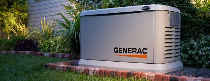 Home backup generator for Bucks, Philadelphia, Delaware and Montgomery Counties