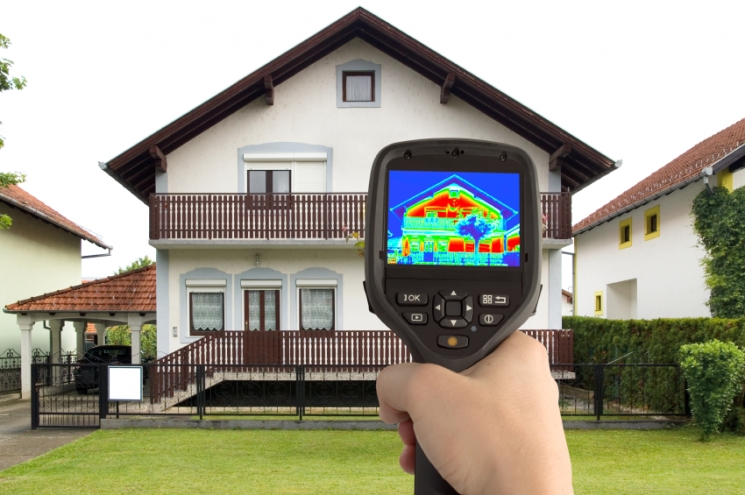 Home performance. Home energy assessment. Home energy audit.