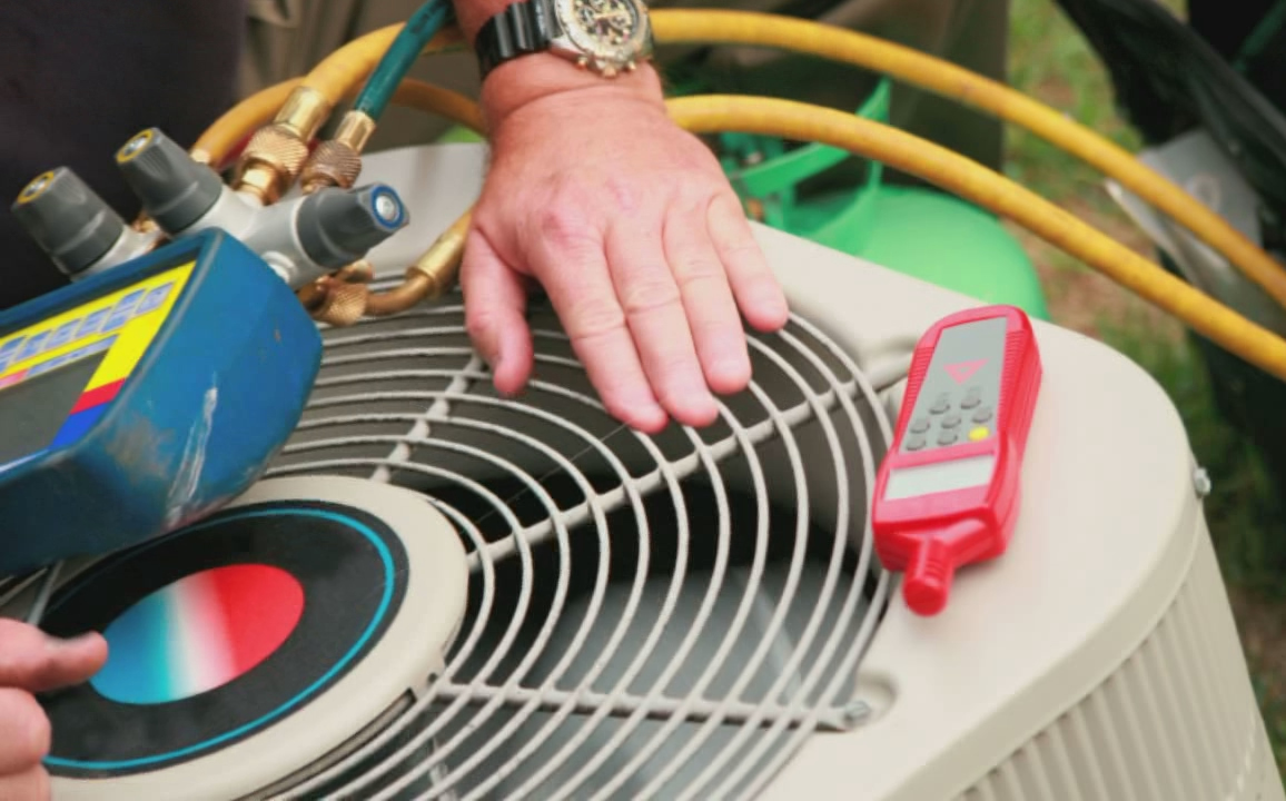 Air conditioning tuneups and safety inspections for the Delaware Valley