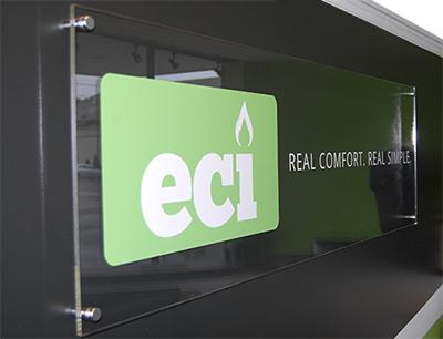 ECI Comfort new branding