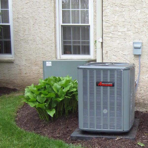 Amana air conditioner for Bucks, Philadelphia, Delaware and Montgomery Counties