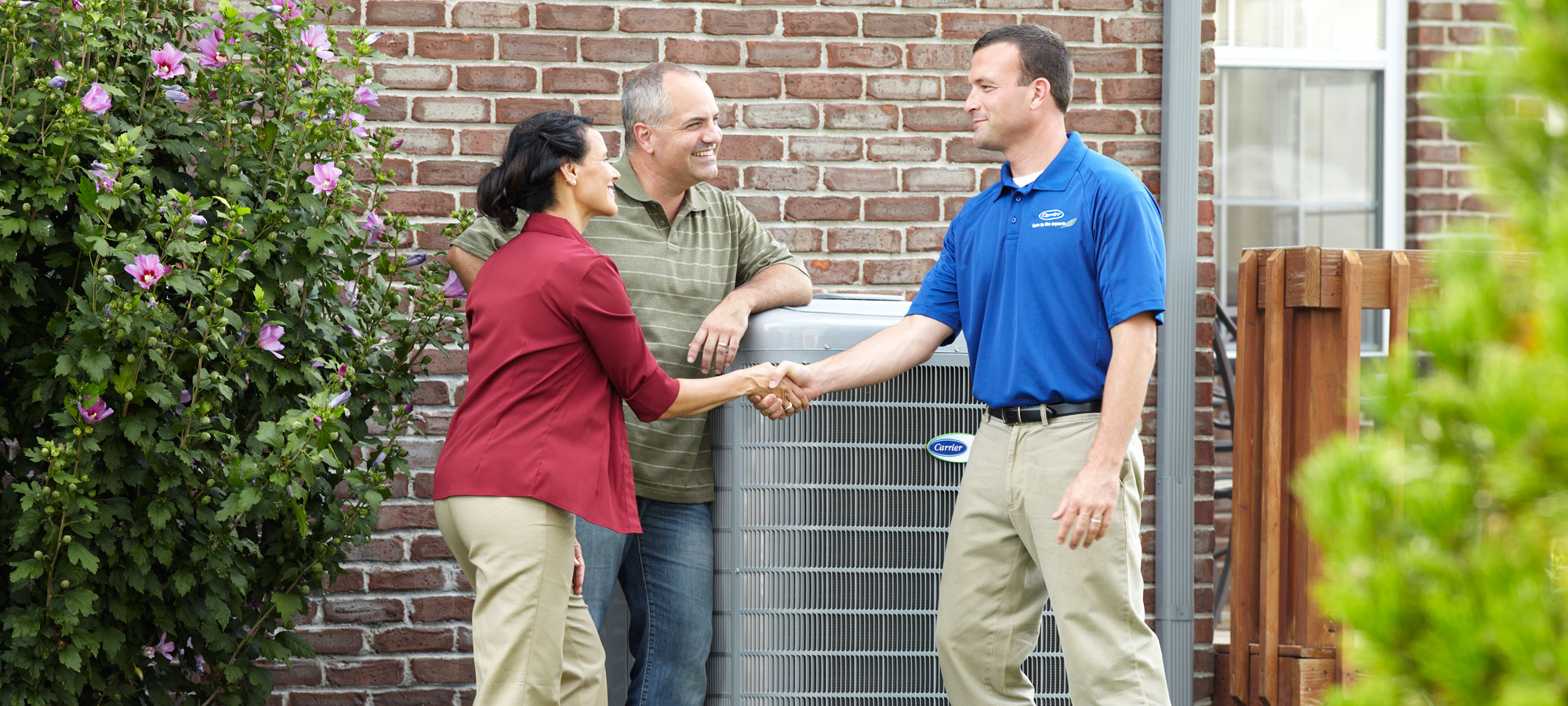 Carrier air conditioning installers
