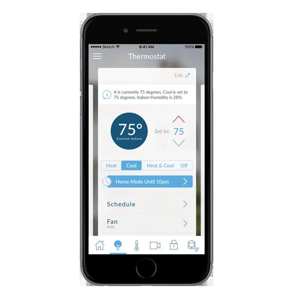 Carrier-iPhone-App