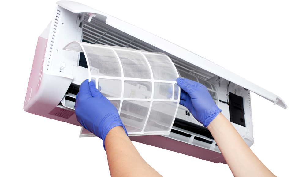 Ductless_Filter_Clean