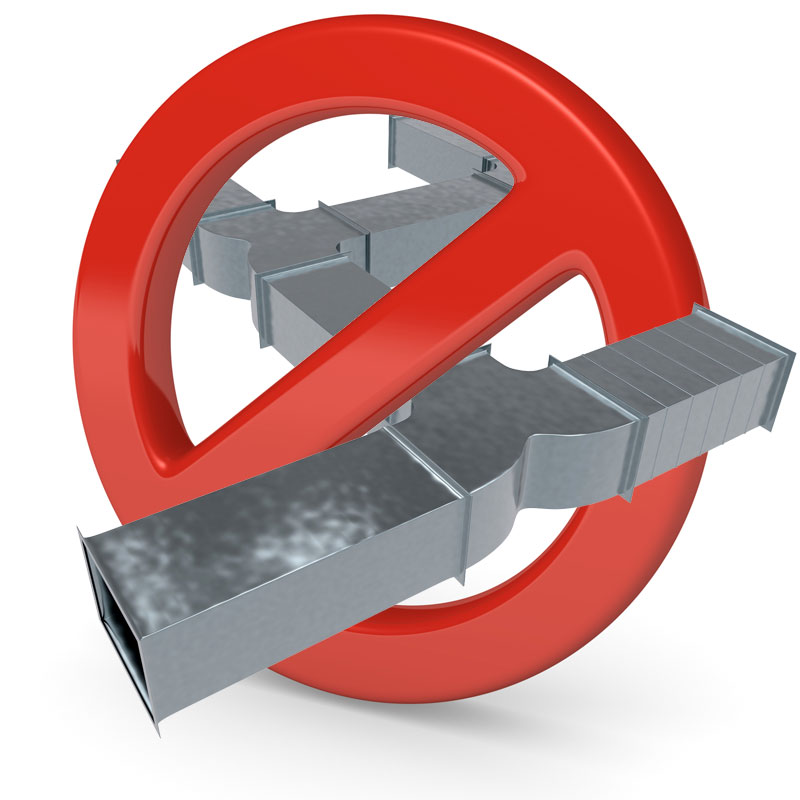 No-Ductwork