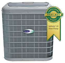 Heat pump installation Montgomery County
