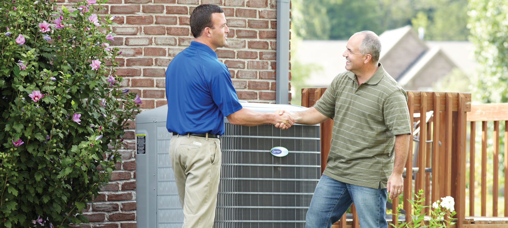 Carrier heating and air conditioning Philadelphia