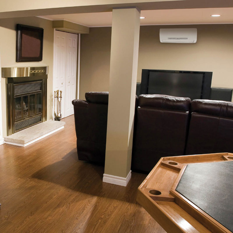 Ductless Heating And Air Conditioning Systems For