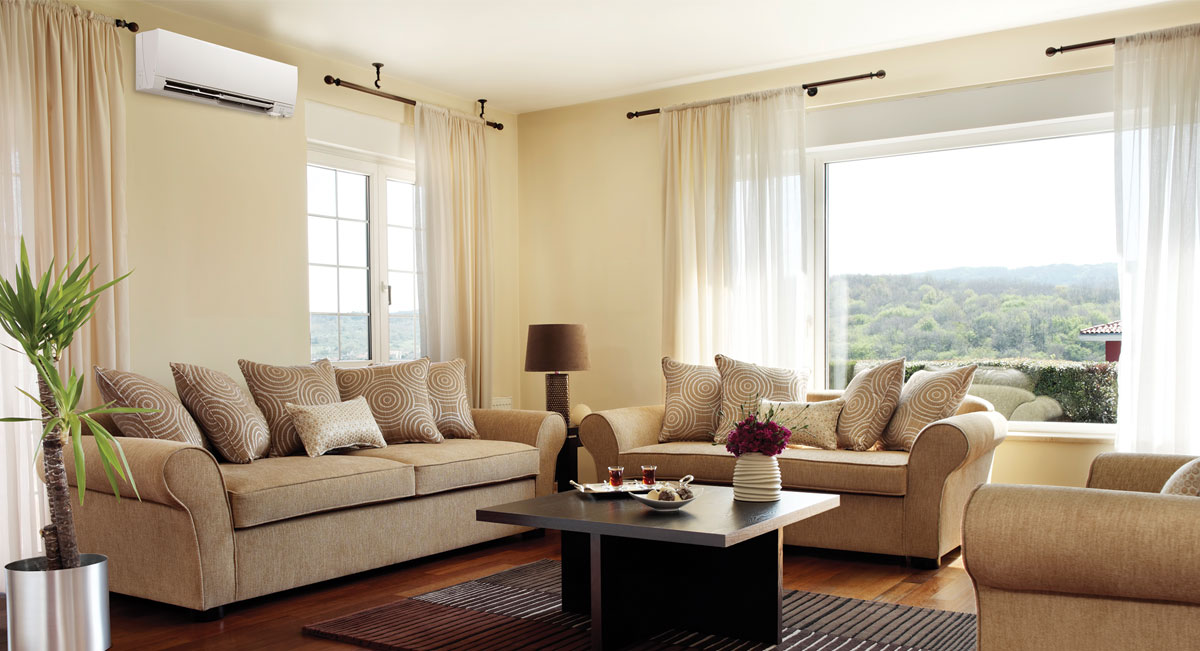 Cost of ductless heat and air conditioning for the Philadelphia area