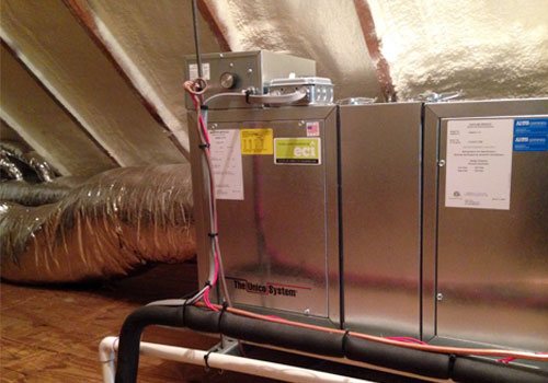 Unico air conditioning Willow Grove PA