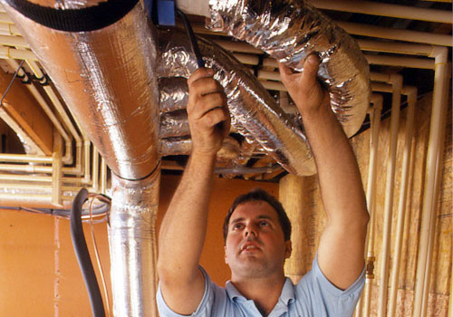 High velocity installation Wyndmoor PA