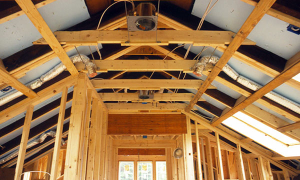 New home construction high velocity