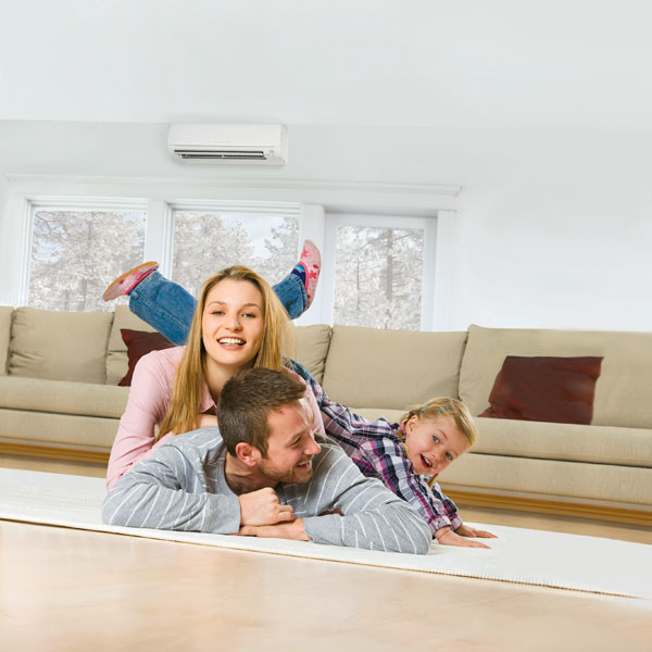 Mitsubishi ductless air conditioner