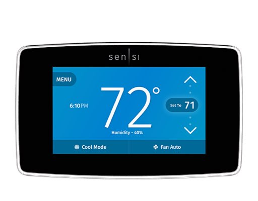 Smart home thermostats for Philadelphia PA