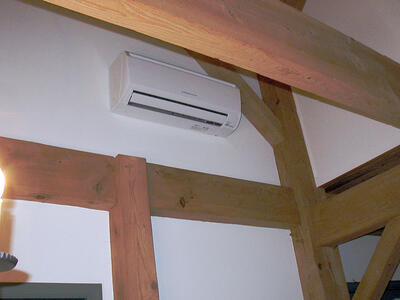 Ductless air conditioning in Doylestown