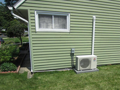 Levittown ductless air conditioning hvac