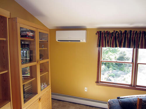 What is the cost of ductless?