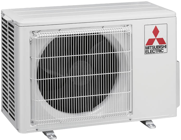 Mitsubishi ductless compresser