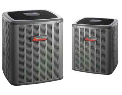 Amana heat pump installation for Newtown Square, Lansdowne, Springfield, Upper Darby, Media, Ridley Park, Chadds Ford