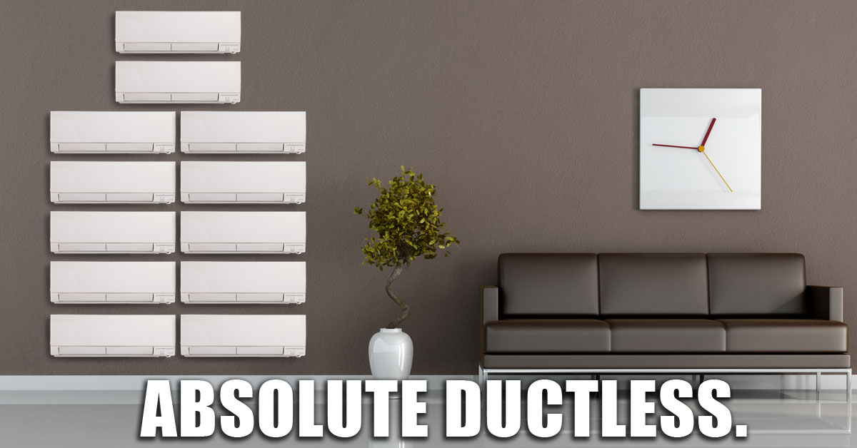 Absolute Ductless