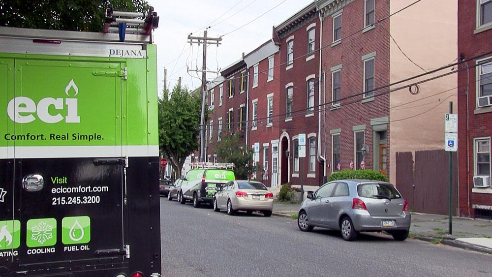 Fishtown Philadelphia high velocity
